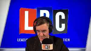 Nigel Farage Calls In To Ask Jacob Rees-Mogg A Brexit Question [Video]