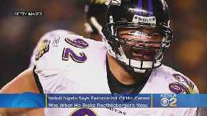 Former Raven Haloti Ngata Says Breaking Ben Roethlisberger's Nose Was A Career Highlight [Video]
