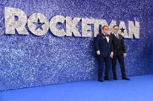 David Furnish 'terrified' watching Rocketman [Video]
