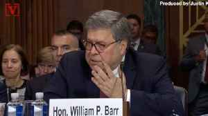 AG William Barr Doesn't Agree with Trump's Treason Claims for Obama-era Justice Officials [Video]
