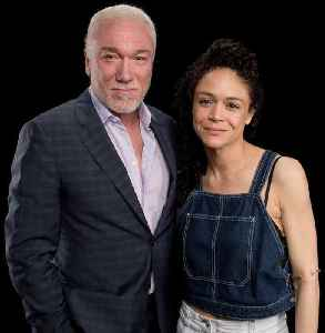 Amber Gray & Patrick Page Talk About Their Tony-Nominated Musical, 'Hadestown' [Video]