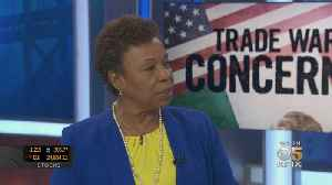 Oakland Representative Barbara Lee Talks About States Passing New Abortion Laws [Video]