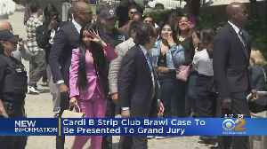 Cardi B To Face Grand Jury Over Queens Brawl [Video]