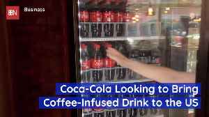 Coke Wants To Add More Caffeine To Your Day [Video]