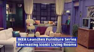 IKEA Creates Settings From Popular Shows [Video]