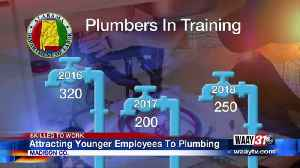 Skilled to Work: Plumbing Workforce [Video]