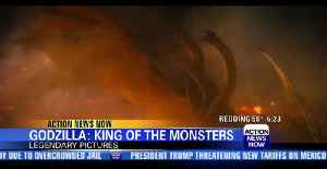 Action News Now Movie Review: Godzilla: King of the Monsters [Video]