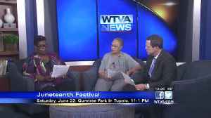 Juneteenth Festival set for late June in Tupelo [Video]