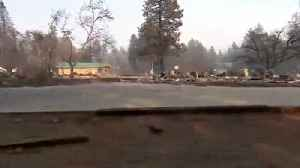 1 million tons of debris removed from the Camp Fire [Video]