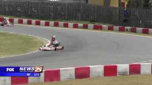 Battle at the Beach Go-Kart Races [Video]