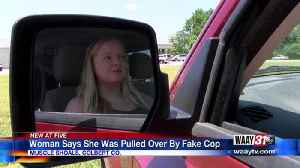 Fake Cop in Muscle Shoals [Video]