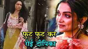 Deepika Padukone CRIES, Breaks Down On Chhapaak Sets | Meghna Gulzar [Video]