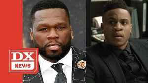 """50 Cent Waits For """"Power"""" Co-Star Rotimi To Go #1 On The Music Charts To Get $300K He Owes Him Back [Video]"""