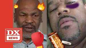 Mike Tyson Replies To Wack 100 On Instagram After Podcast Situation Over Tupac Slander [Video]