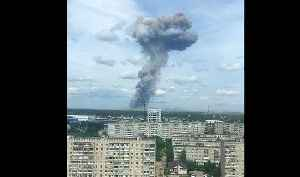 Two missing, 19 injured in Russian explosives factory blast [Video]