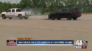 Cass County Sheriff implements new tool for vehicle pursuits [Video]