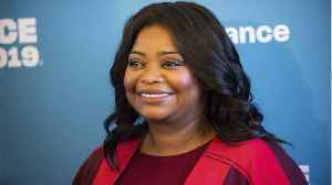 Octavia Spencer Credits Mark Wahlberg For Helping Her Get Fit [Video]