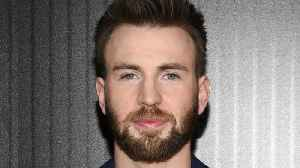 Chris Evans 'First Headshot' Has Fans Laughing [Video]