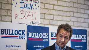 Steve Bullock is running for president. Who is he? [Video]
