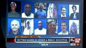 Who they are: Remembering the Virginia Beach shooting victims [Video]
