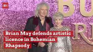 Brian May Doesn't Want To Hear Biopic Criticism [Video]