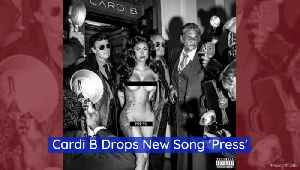 Cardi B Releases A New Single [Video]