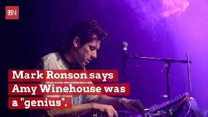 DJ Mark Ronson Reflects On His Best Work [Video]