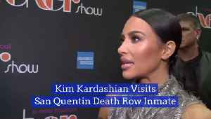Kim K Goes To San Quentin [Video]
