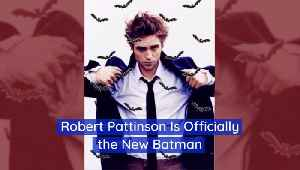 Robert Pattinson Goes From 'Twilight' To 'The Batman' [Video]
