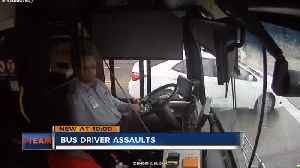 I-Team investigates assaults on MCTS bus drivers [Video]
