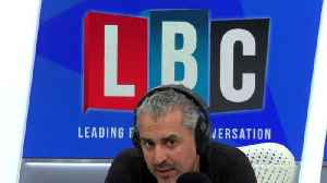 Maajid Nawaz: Trump Commenting On Tory Leadership Is Foreign Interference [Video]