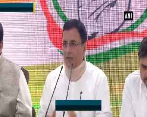 Congress will not stake claim for Leader of Opposition in LS Randeep Surjewala [Video]