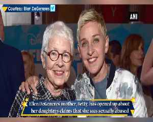 Ellen DeGeneres mother opens up about daughter's sexual assault claims on Netflix show [Video]
