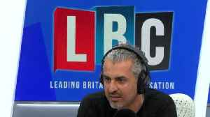 Maajid Nawaz's Strong Response To 'Hypocritical' Caller Who Wouldn't Let Him Get A Word In [Video]
