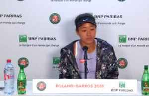 Weight off Osaka's shoulders after French Open exit [Video]