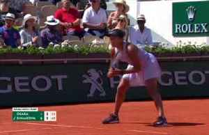 Osaka and Serena Williams crash out of French Open [Video]
