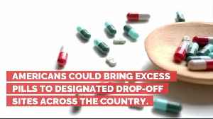 Time To Throw Out Excess And Old Drugs [Video]