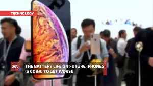 IPhone Batteries Are Not Getting Better [Video]