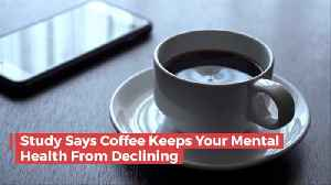 Does Coffee Help Your Mental health [Video]
