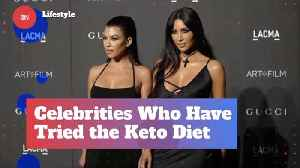 Celebs Who Went On The Keto Diet [Video]