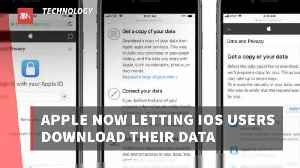 Apple iPhones New User Data Website Is An Eye Opener [Video]