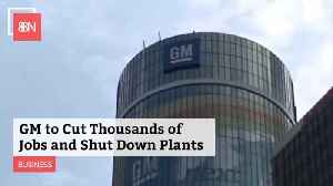 GM Cuts Jobs And Is Moving To Self Driving Cars [Video]