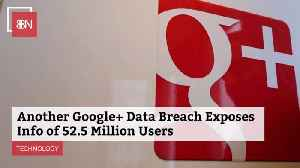 Surprise, Surprise Another Google Data Breach [Video]