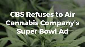 No Cannabis Sales On This Super Bowl [Video]