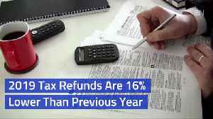 Is Your Tax Refund Going To Be Lower This Year [Video]