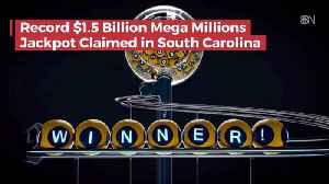 New Billionaire Turns In Lottery Ticket [Video]
