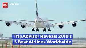 What Are The 5 Best Airlines [Video]