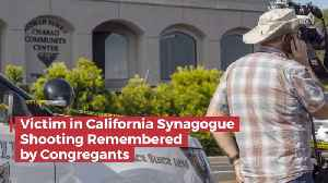 Poway Synagogue Victims Remembered By Friends And Congregation [Video]