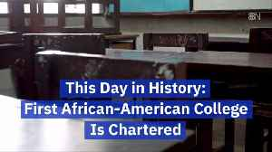The First African-American College [Video]