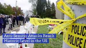 Attacks On Jewish People Have Increased [Video]